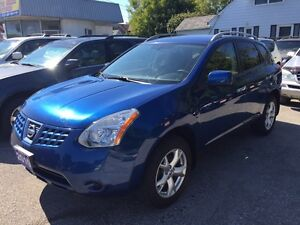 2010 Nissan Rogue SL AWD Sport. One Owner. Low Kms.