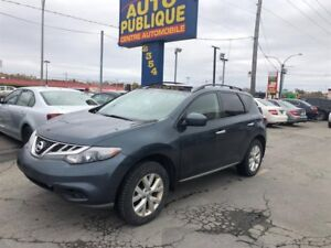 Nissan Murano Traction intégrale 4 port 2011