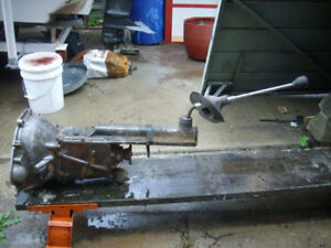 For Sale: 1970's Volvo M 40 4 speed manual transmission