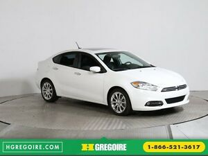 2013 Dodge Dart LIMITED AUTO A/C BLUETOOTH MAGS