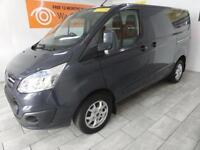 2014 Ford Transit Custom 2.2TDCi Limited ***BUY FOR ONLY £69 A WEEK***