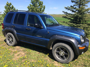 2003 Jeep Liberty Rocky Mountain Edition SUV, Crossover