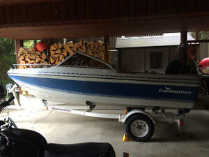 1982 Canaventure with 70 hp Mercruiser