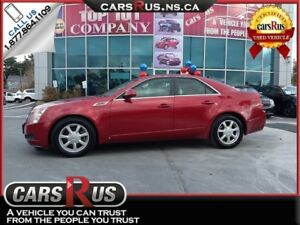 2009 Cadillac CTS 3.6L V6 Leather