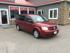 2010 Dodge Grand Caravan SE for only $7995 or $58/wk!!!