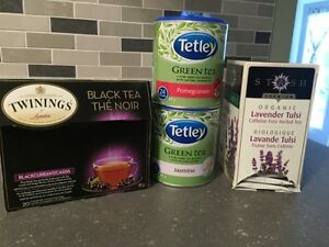 Tea - various kinds  Kitchener / Waterloo Kitchener Area image 1
