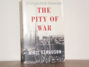 History Book - The Pity of War.