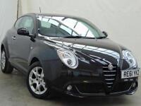 2012 Alfa Romeo Mito TB MULTIAIR SPRINT Petrol black Manual