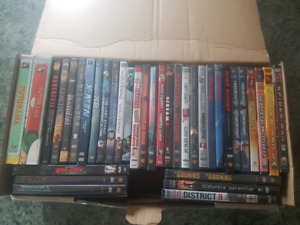 Futurama and other assorted dvds
