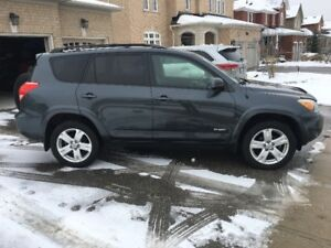 2008 RAV 4 Safety Checked, Excellent Condition, Snow Tires!