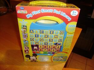 DISNEY JUNIOR SMART PAD LIBRARY