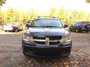 2009 Dodge Journey Minivan, Van