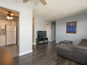 RENOVATED 2 BED CONDO FOR SALE! Easy access downtown/Ottawa U.