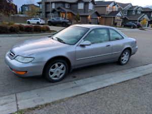 Acura Cl 2.2 fully loaded