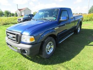 2011 Ford Ranger X CAB  2  WHEEL  DRIVER 4.0 L  ONLY  52 KM