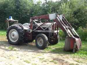 Ford 801 Power Master Tractor for sale