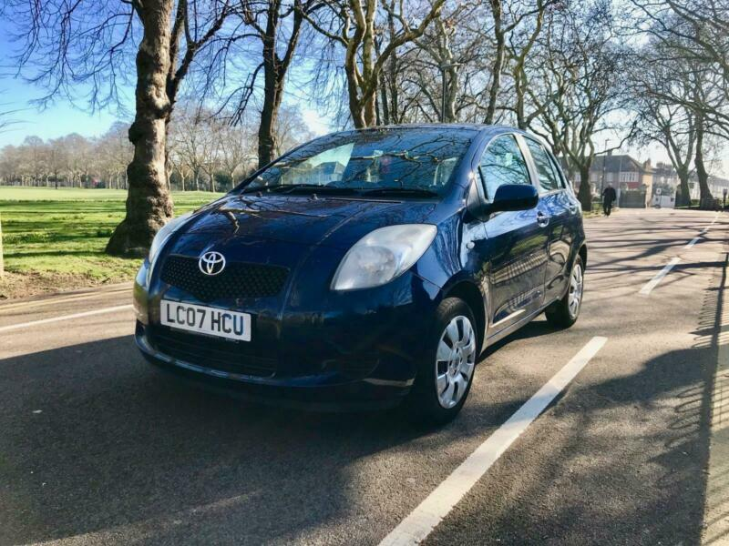 Toyota Yaris 1 0 Vvt I T3 Manual Very Low 36000 Mileage Only 5 Doors Petrol