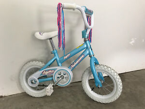 """kid's 12"""" bike with removable trainning wheels"""