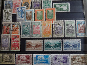 Stamps, French Colonies 2