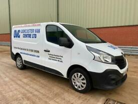 RENAULT TRAFIC SL27 BUSINESS DCI 2016 16 PLATE