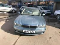 Jaguar X-TYPE 2.5 V6 auto SE 4 DOOR - 2003 03-REG - 11 MONTHS MOT