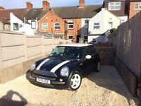 Black & White Mini One for sale