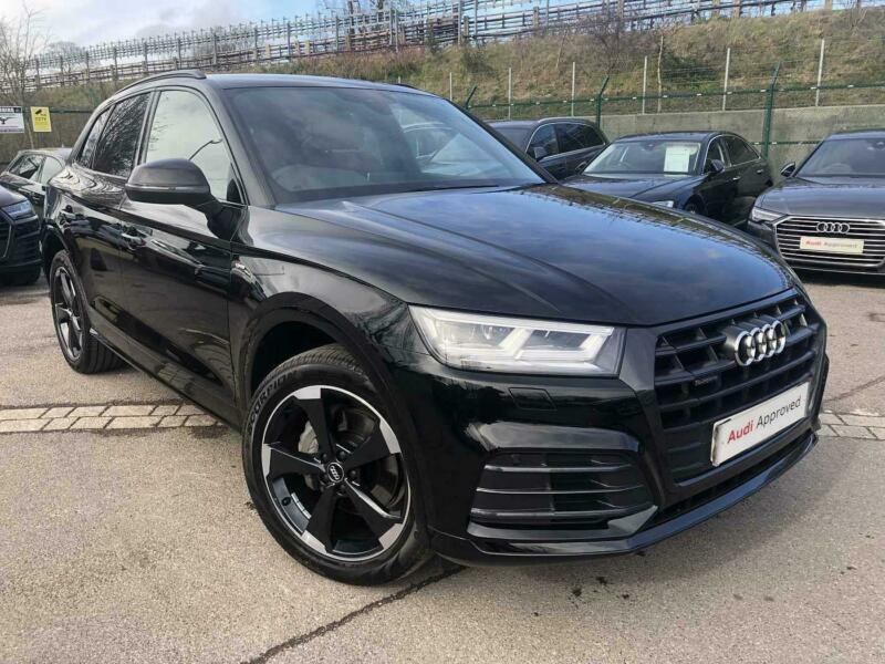 2019 audi q5 black edition 40 tdi quattro 190 ps s tronic diesel