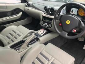 2007 56 Ferrari 599 GTB 6.0 V12 + Silver + F1 PADDLES + Nice Spec