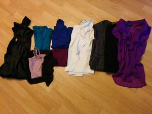 Lot de vêtements femme small et XS