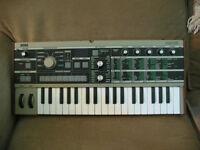 Micro Korg Synthesizer Vocoder