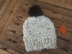 ccd9063300c Handmade   bulky hat - perfect for fall!