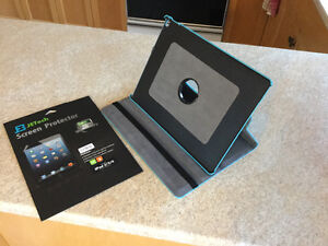 IPad pro case and screen protector