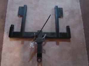 TRAILER HITCH FOR VULCAN NOMAD 1600