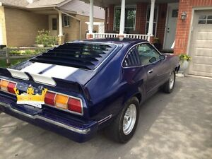 1976 Mustang Cobra powerplant. Trade for truck