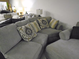 HUGE SECTIONAL WITH CHAISE LOUNGER $1800