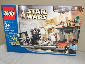 LEGO 10123 Star Wars Cloud City - New, Sealed