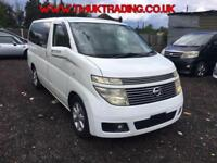 "NISSAN ELGRAND 3.5 PETROL AUTO 2003 ""Special Low Price Offer"" (BIMTA)"