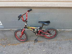 Several Childrens Bikes