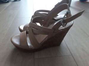 Jessica Simpson wedge shoes! Size 8.5