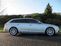 2010 Audi A6 AVANT 3.0 TDI S-LINE QUATTRO AUTOMATIC 4x4