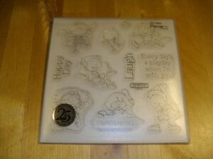 Variety of Scrapbooking Stamps - Prices are in the ad
