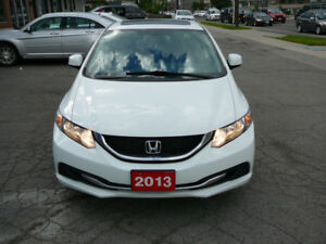 2013 Honda Civic EX Sedan LOW KM