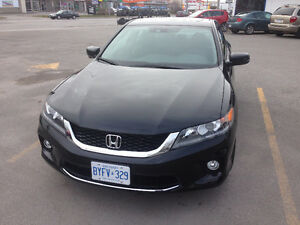 2015 Honda Accord EX-L w NAV Coupe (2 door)