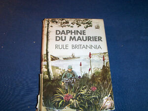 RULE BRITANNIA-DAPHNE DU MAURIER-1973-BOOK CLUB ASSOCIATES