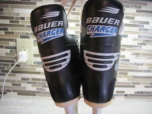 Gently used Bauer Charger Boys Skates (Size 3D)