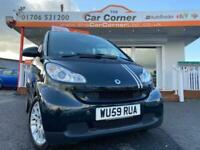 2009 smart fortwo coupe PASSION CDI used cars Auto Coupe Diesel Automatic