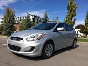 Hyundai Accent  2015 – BLUETOOTH – SIÈGES CHAUFFANTS