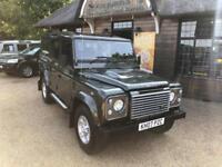 2007 Land Rover DEFENDER 110 XS STATION WAGON Manual Estate