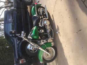 1999 Heritage Softail Classic