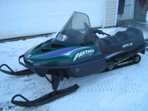 1996 ARTIC CAT PANTHER 440 fFAN